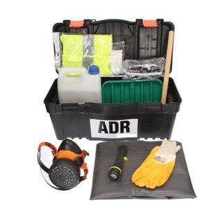 Gefahrgutausrüstung Schutzausrüstung Gefahrgutkoffer ADR 3 LKW DAF MAN Mercedes