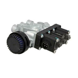 Magnetventil ECAS MAN TGA TGL TGS DAF LF55 XF105 Vergleich WABCO 4728800010