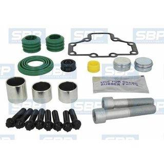 Reparatursatz Bremssattel MAN L2000 M2000L Verg WABCO 12999580VT MAN 81508226003