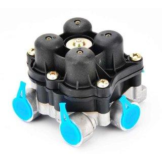 Mehrkreisschutzventil Mehrwegventil MAN L2000  M2000 TGM TGS Vergl. 81521516098