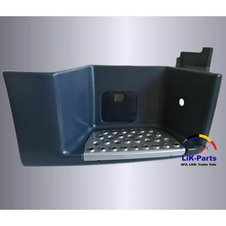 Einstiegskasten Einstiegsblech Trittbrett Blende Rechts hoch passend MAN TGA TGX