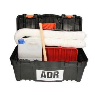 Gefahrgutausrüstung Schutzausrüstung Gefahrgutkoffer ADR 2 LKW DAF MAN Mercedes