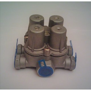 Mehrkreisschutzventil Vierkreisschutzventil DAF Mercedes-Benz MAN Vergl. AE4162