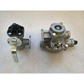 Bremsventil Anhänger 4 Stufig Zweikreis Bremsanlage zum Vergleich 9710025310