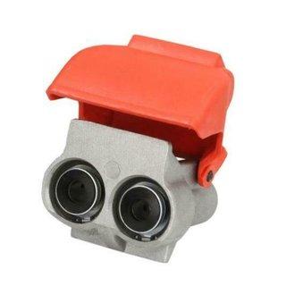 Duo-Matic Schnellkupplung Kupplung DAF MAN MB LKW Anhänger Vergleich 4528050040